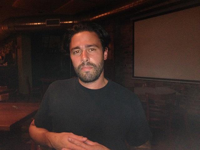 Jesse Miller of Bar Pilar
