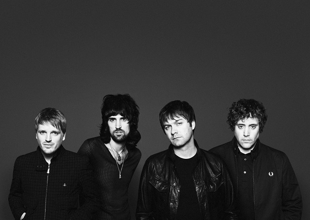 Kasabian (Photo courtesy Press Here)